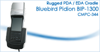 Rugged PDA / EDA Cradle Bluebird Pidion BIP-1300