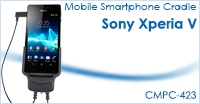 Sony Xperia V Cradle / Holder