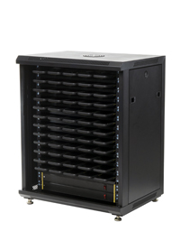 15U Multi-Charger Cabinet