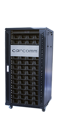 22U Multi-Charger Cabinet
