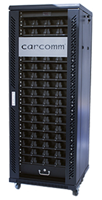 32U Multi-Charger Cabinet
