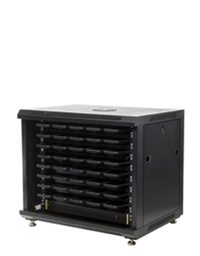 9U Multi-Charger Cabinet