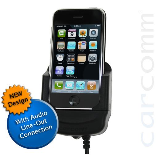 Interieur uitrusting iphone houder op dashboard for Interieur iphone